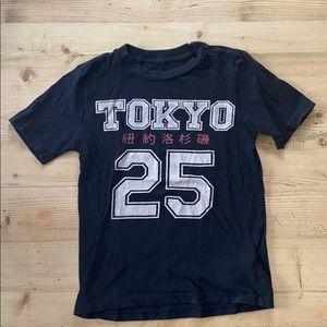 Zara boys TOKYO shirt size M (8-10)